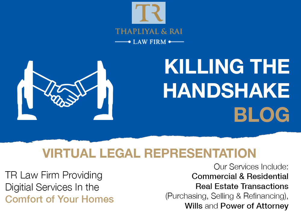 Killing The Handshake Digital Services