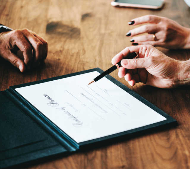 Real Estate Law Closing Deal