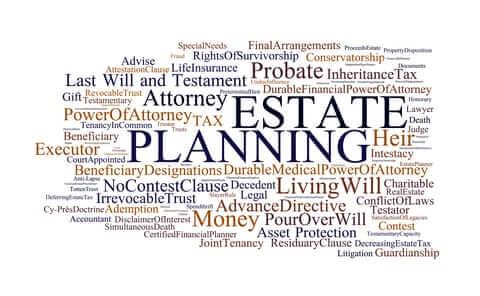 Planning Client's Wills
