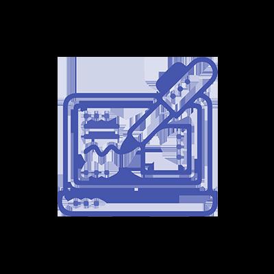 Electronic Signature Icon